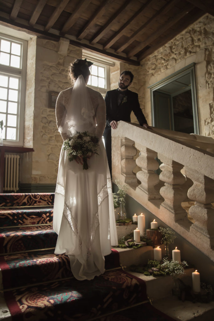 séance photo mariage